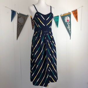 Cooperative Striped Summer Dress